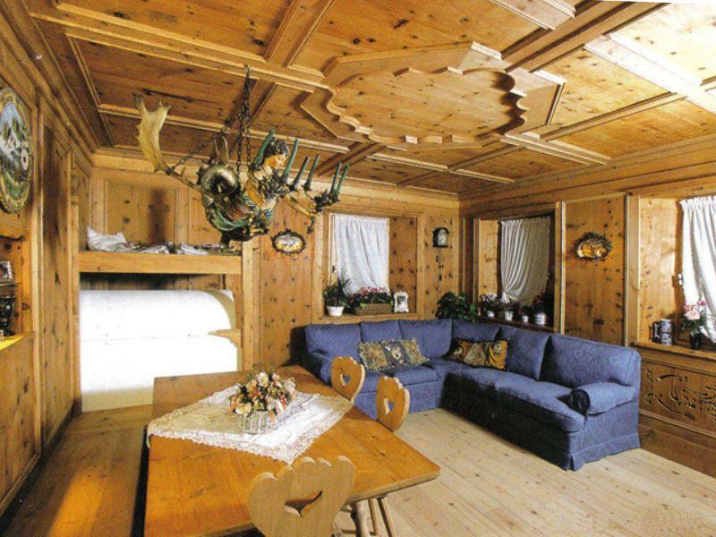 Arredamenti per case di montagna Cortina