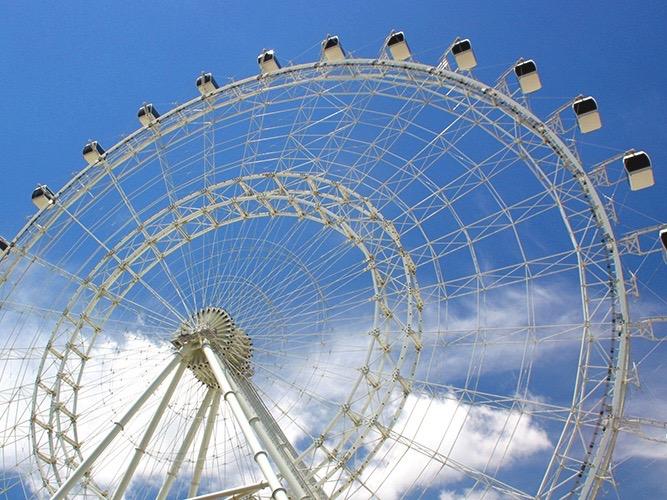 Design Ferris Wheel