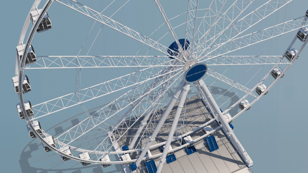 Ferris Wheel Professional Series 01