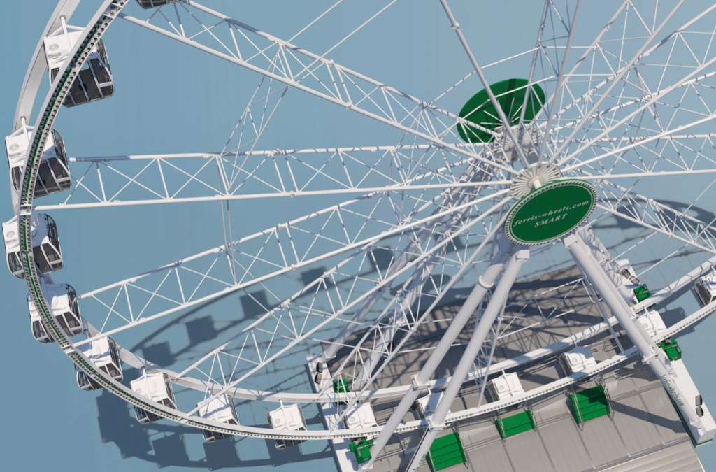 Ferris Wheels Design & Manufacturing