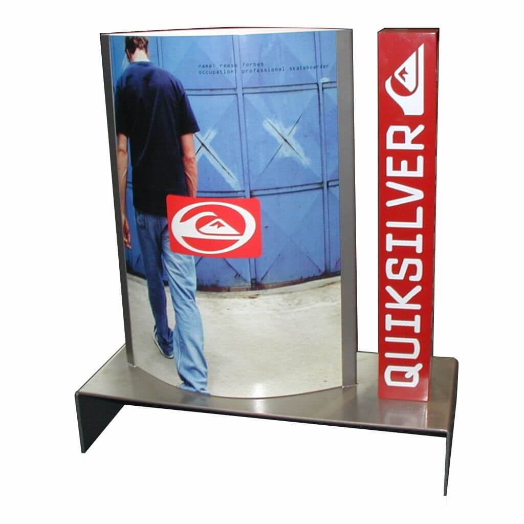 Corporate Image Display