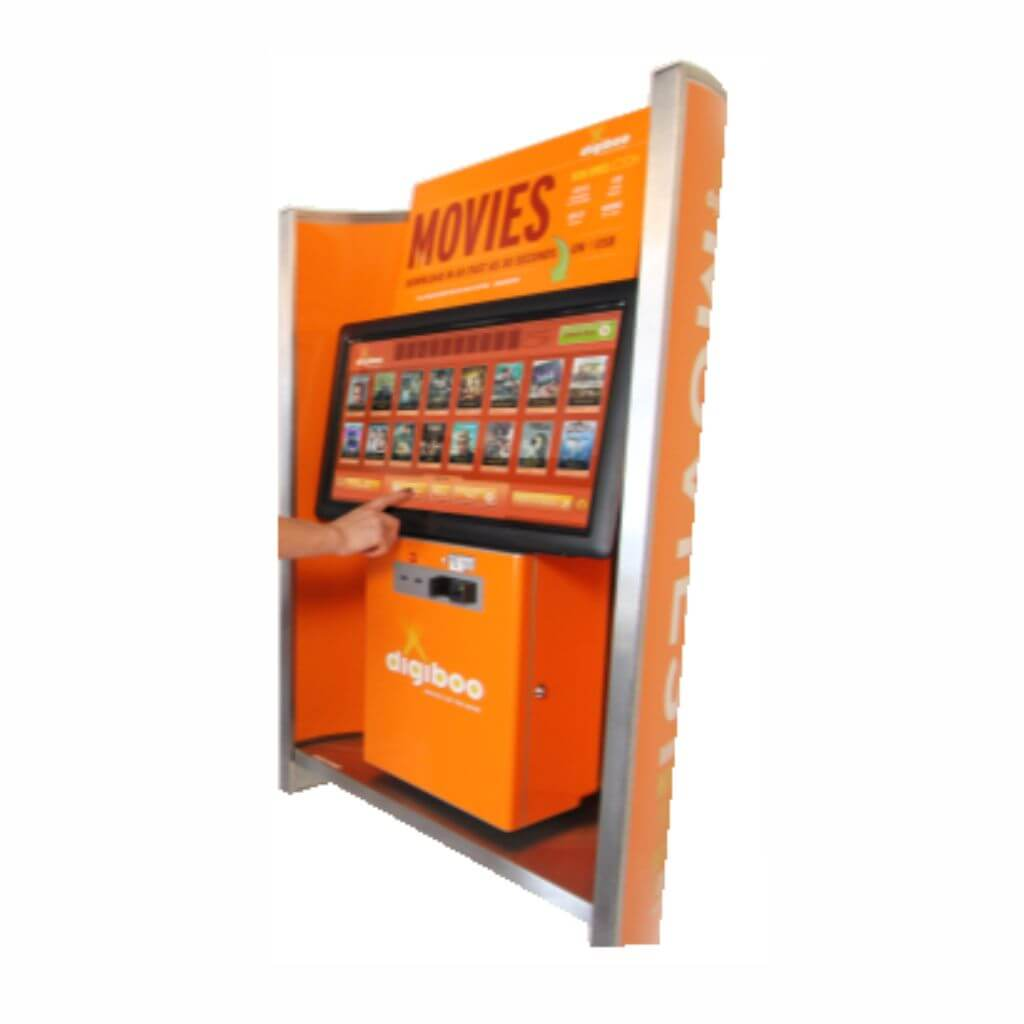 Movie Rental Kiosk