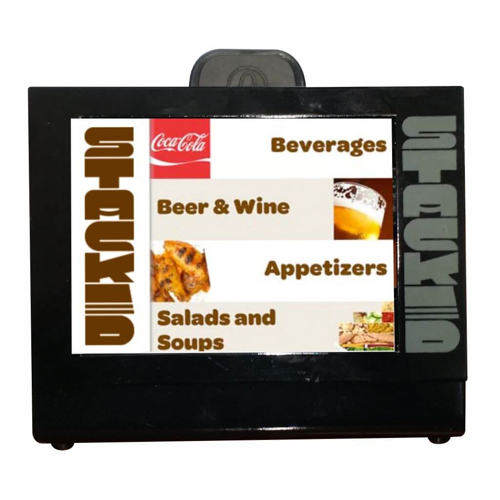 Restaurant Ordering Tablet