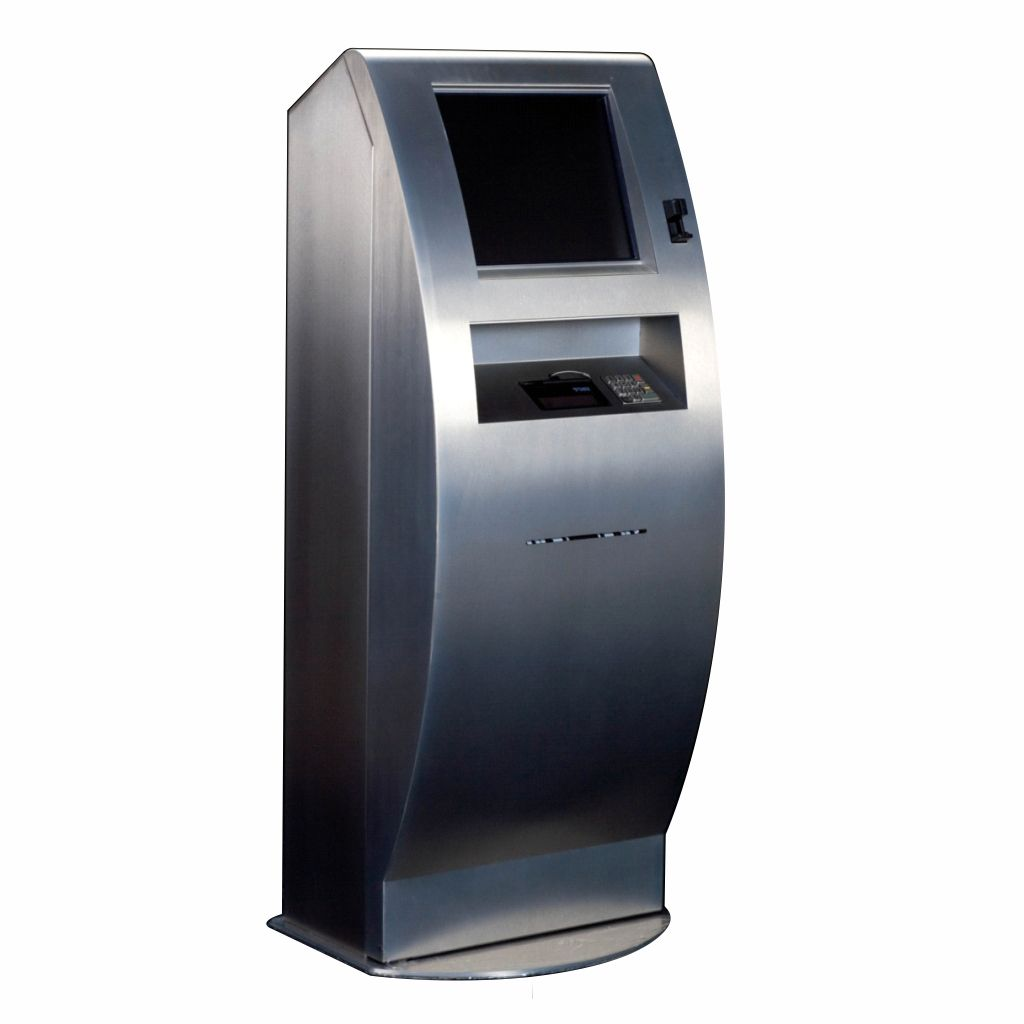 Medical Check-In, Payment Kiosk