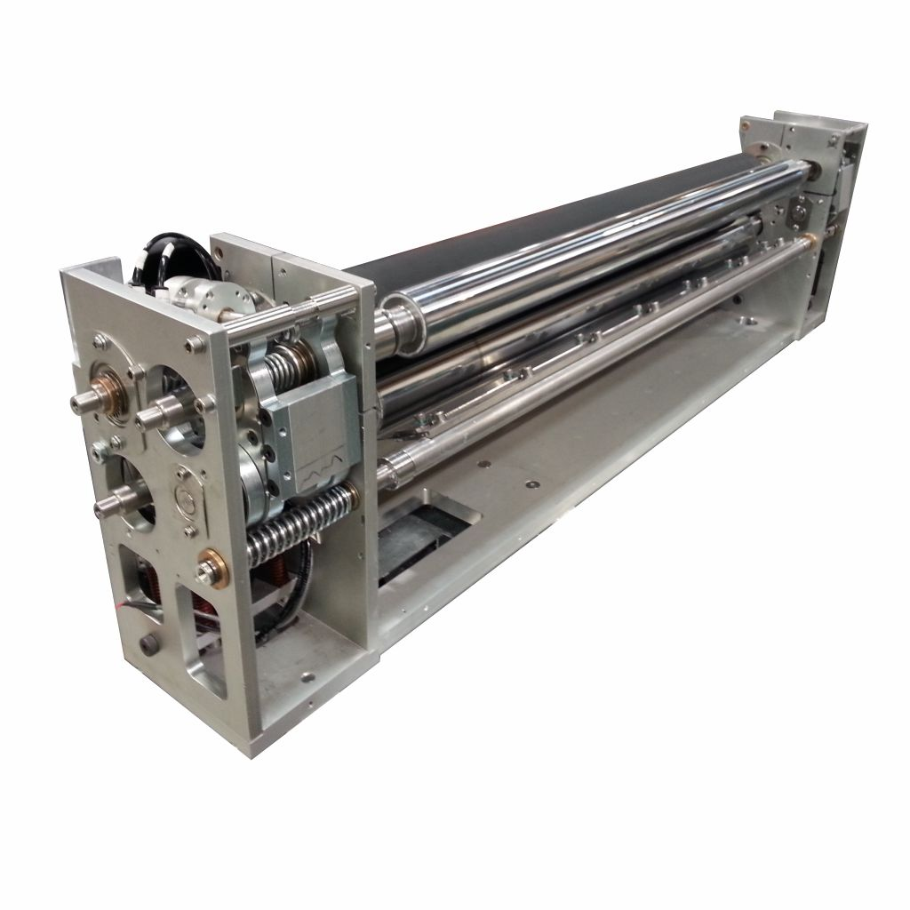 Servo Roller Coater Head