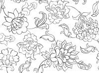 Malvorlage Blumen Mandala Ausmalbilder Mandala Blumen