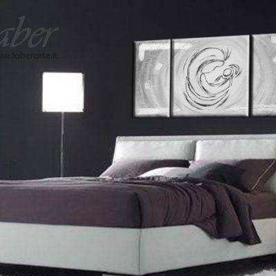 Mazzola luce capezzale classico sacra famiglia quadro per camera da letto stampa su tela 70x40 made in italy. Quadri Capezzali Moderni Faber Arte