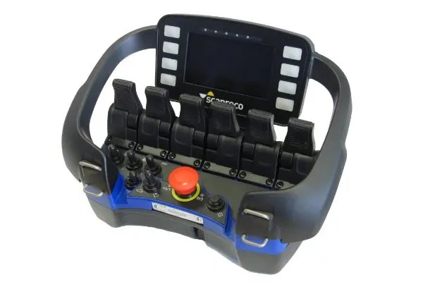 By Radio Remote Remote Cable Or Directly At The Control Panel