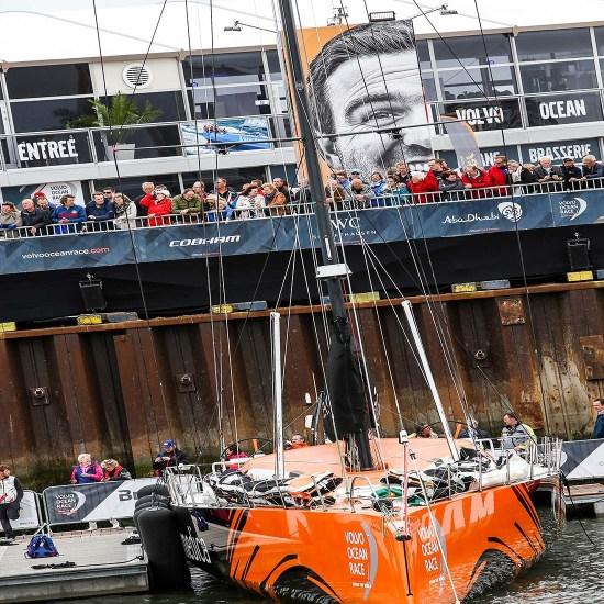 Volvo Ocean Race Faber Exposize