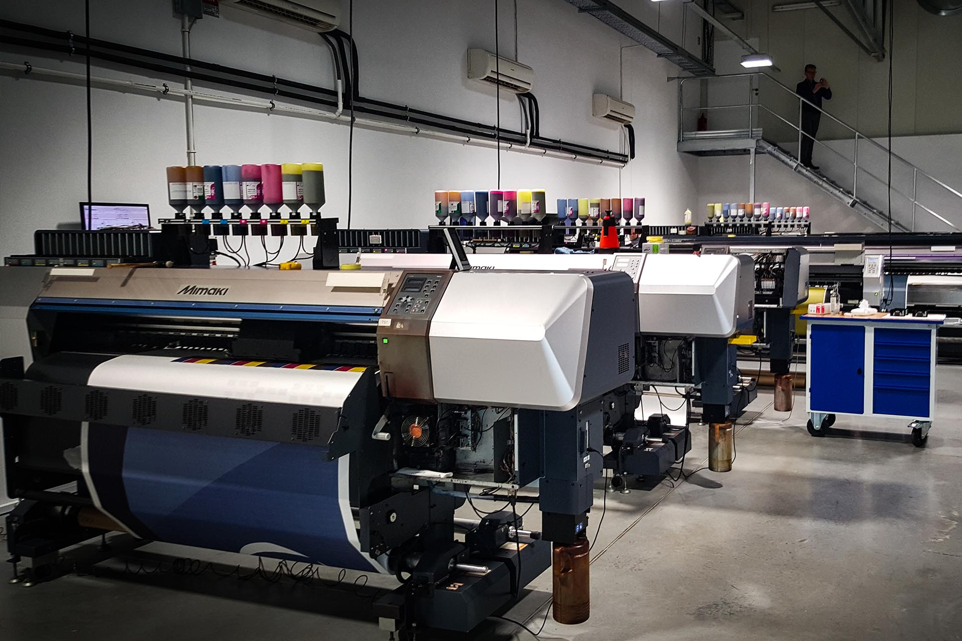Faber Exposize Printers