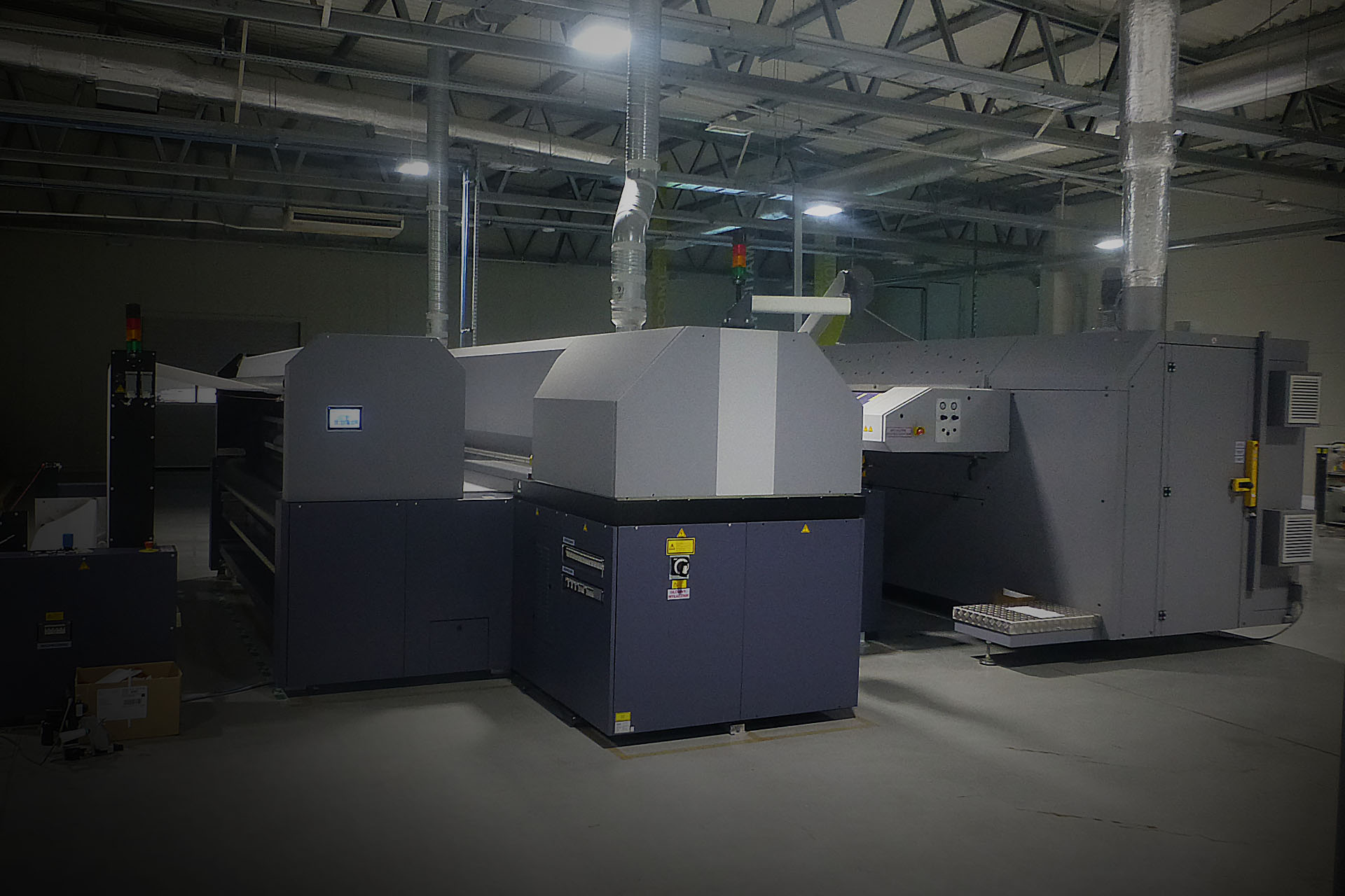 Faber Exposize Durst Printer