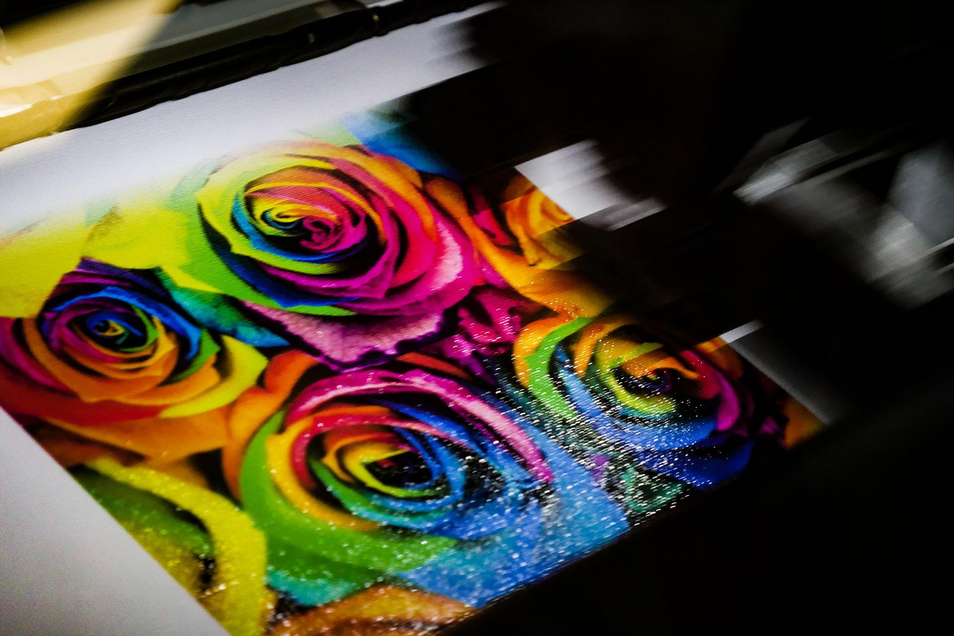 Faber Exposize Latex Printing UK