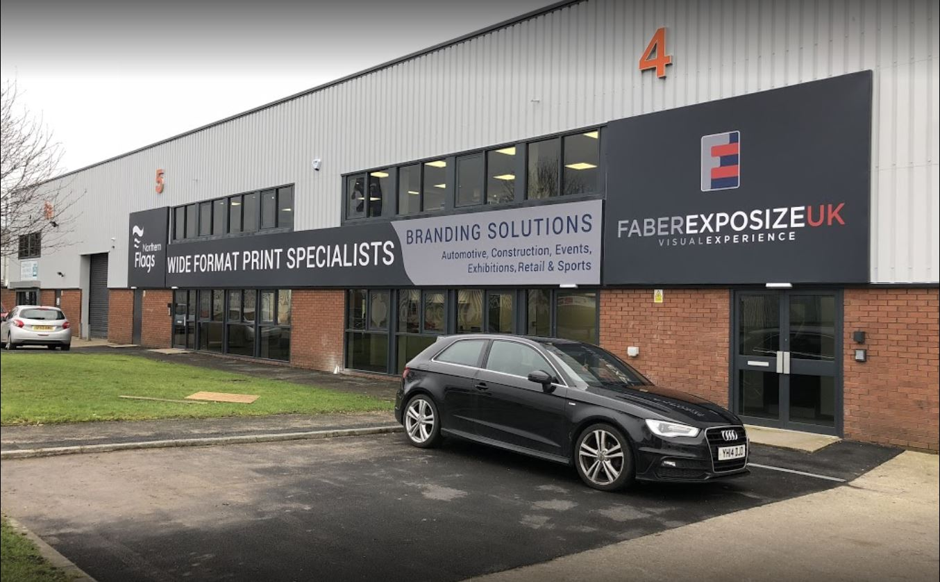 FaberExposize wide format print specialists