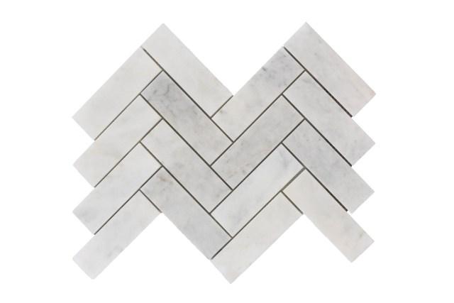 2x6 Herringbone (Polished)