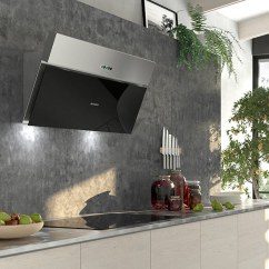 Kitchen Hood Design Mandolin Cooker Extractor Hoods Faber S P A Onyx V Wall
