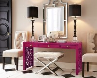 Room By Room Inspiration Series - Chic Office Space - Fab ...