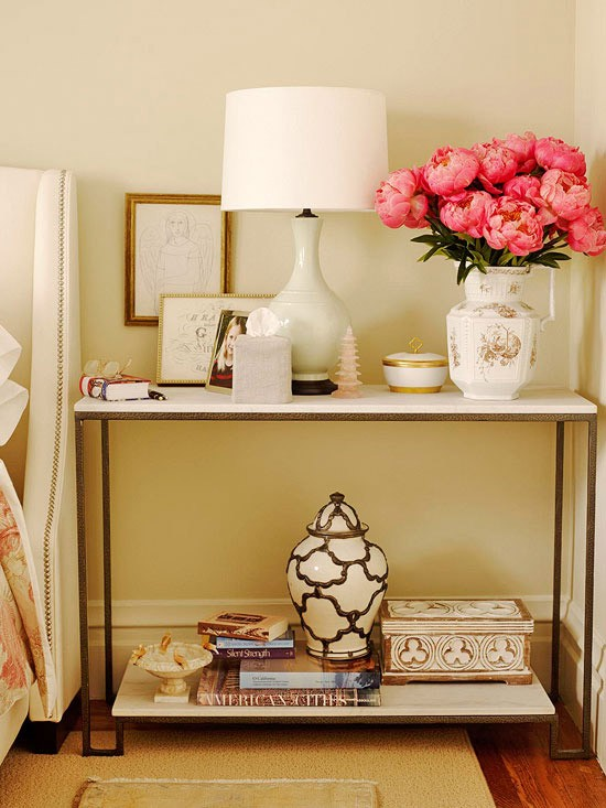 Room By Room Inspiration Series  Chic Office Space  Fab