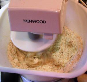 Kenwood Mixer, Danish, Rye Bread