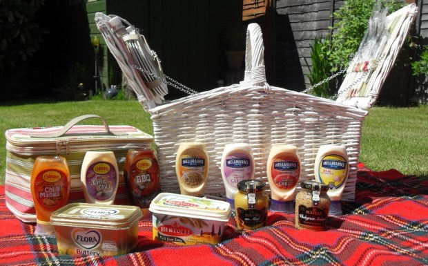 Unilever Picnic Basket