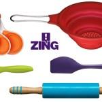 Silicone, heat resistant, kitchen utensils, kitchen tools, kitchen gadgets, colourful