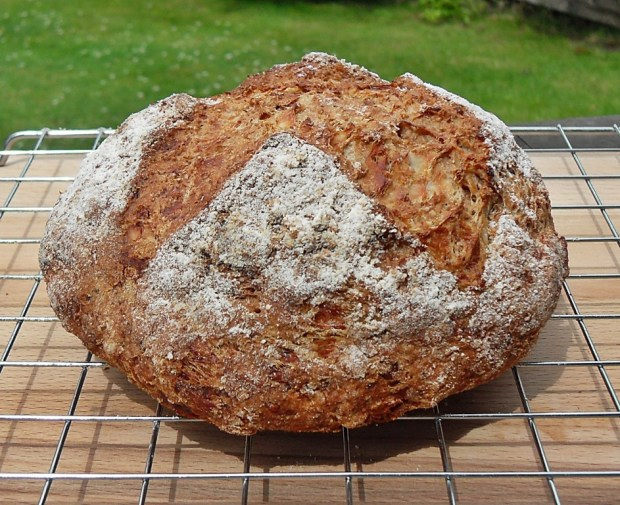 Irish, quick, easy, cheese, simple, tasty, loaf