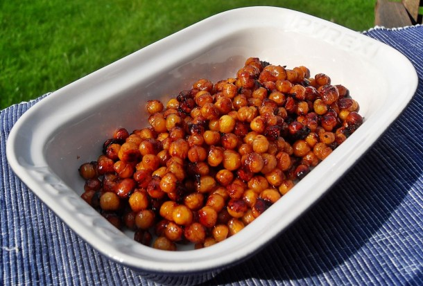 Snack, healthy, sweet & sour, moreish, delicious, appetizer, side dish