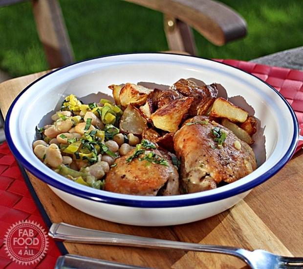French Tarrogon Chicken Gousto