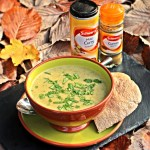 Curried Parsnip and Coriander Soup - Fab Food 4 All