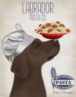 Labrador Brown Pasta Cream