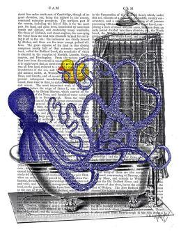 Octopus in Bath