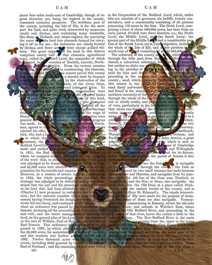 Deer Birdkeeper