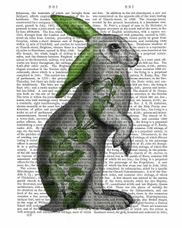 Hare with Green Ears