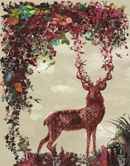 Paisley Deer