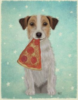 Jack Russell Pizza