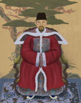 Emperor 1 Red in Garden