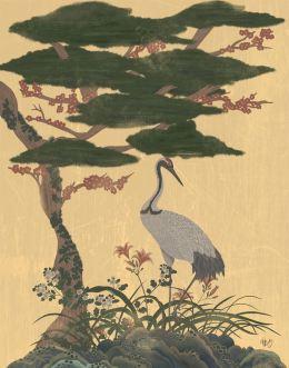 Crane Garden 2