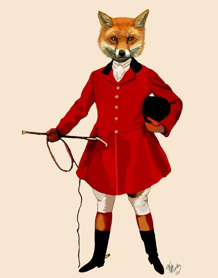 Fox Hunter 2
