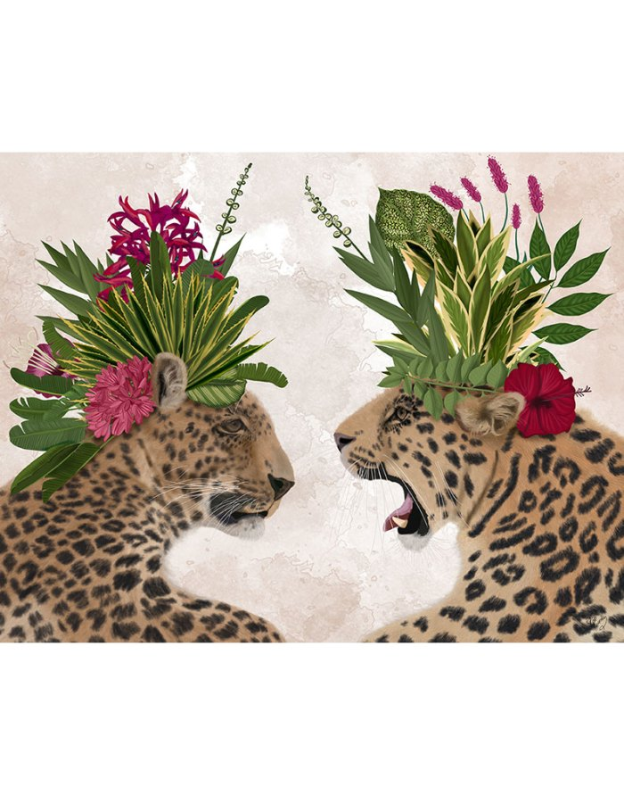 Hot House Leopards