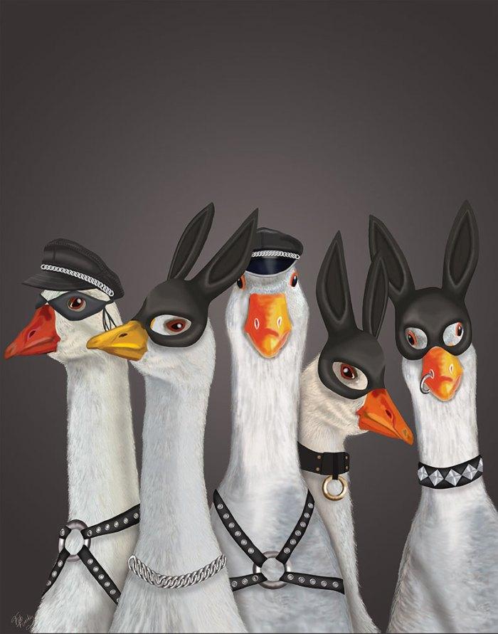 Geese Guys