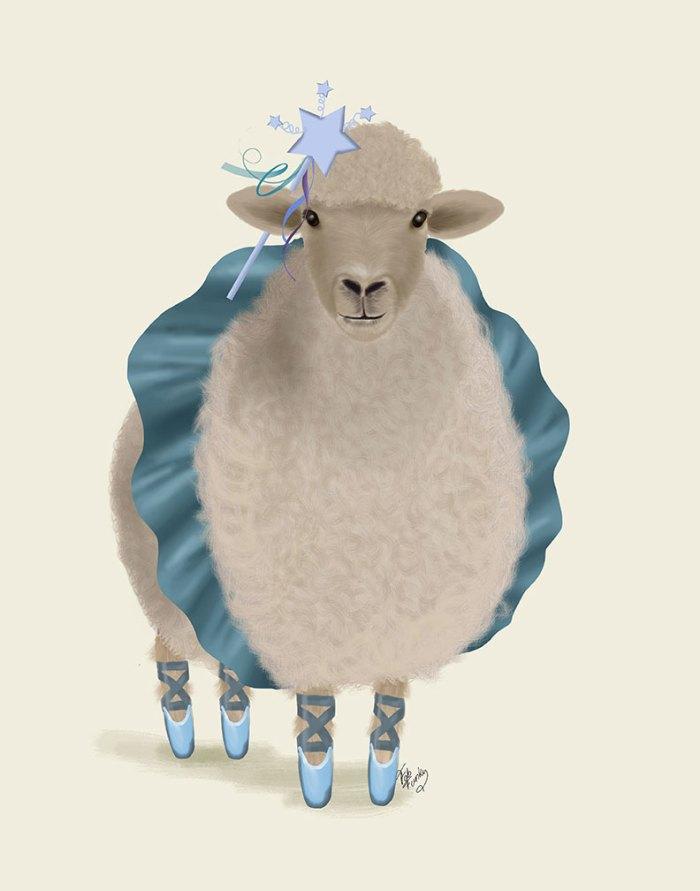 Ballet Sheep 5