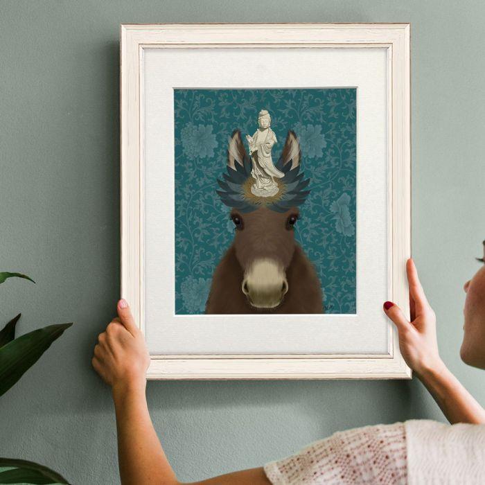 Donkey Bodhisattva