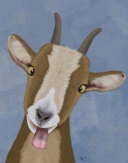 Funny Farm Goat 3