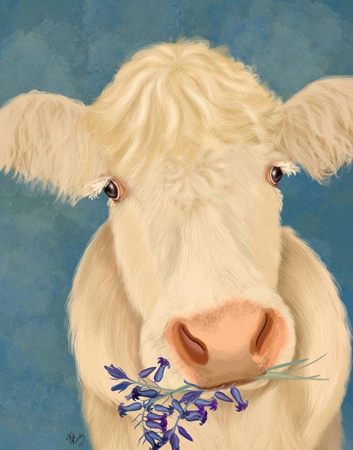 Cow Cream