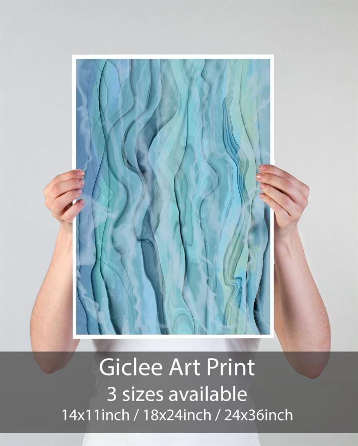 Nautical canvas art Print 14x11inch