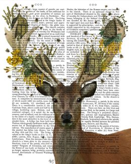 Deer and Beehives