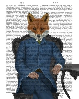 Fox Edwardian Gent