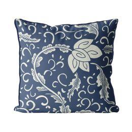 Lotus Curls Denim Blue