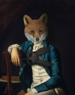 The Masked Fox