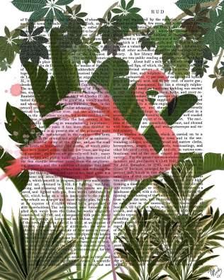 Hot House Flamingo 1