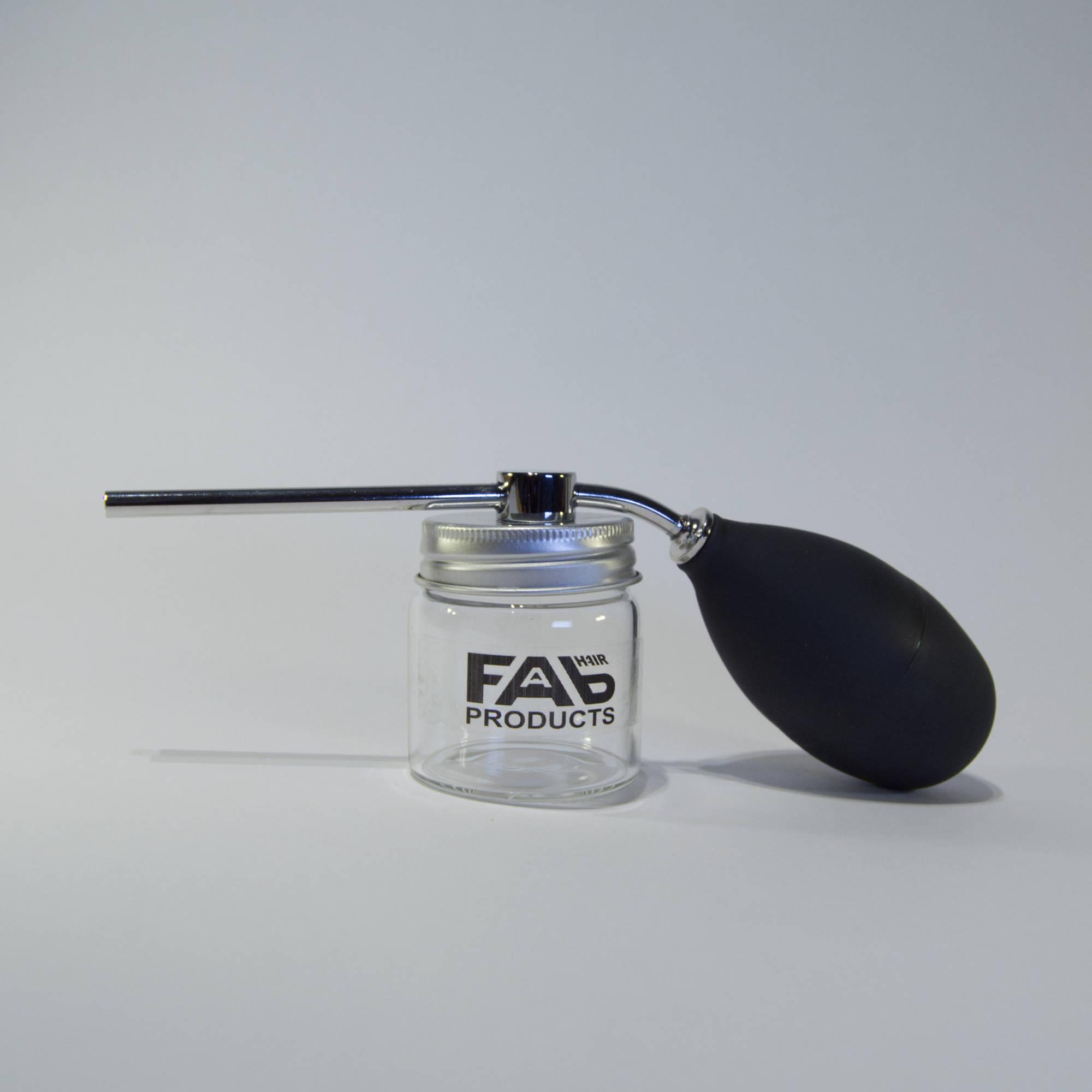 FAB Hair Fibre Applicator / Spray Bottle